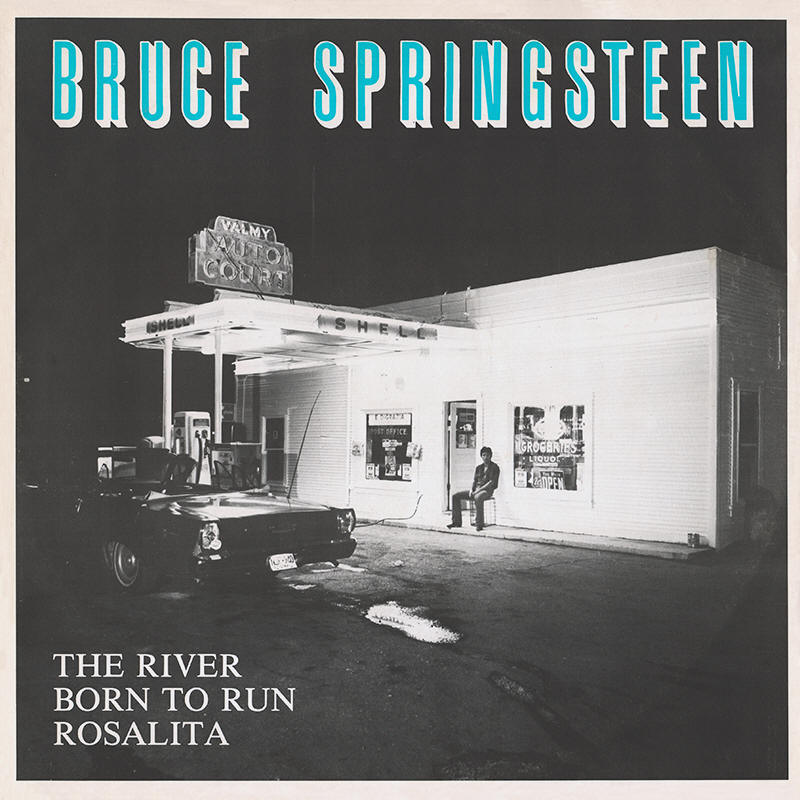 Bruce Springsteen -- The River / Born To Run / Rosalita
