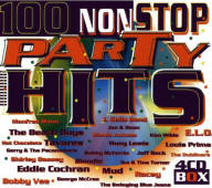 Various artists -- 100 Non Stop Party Hits
