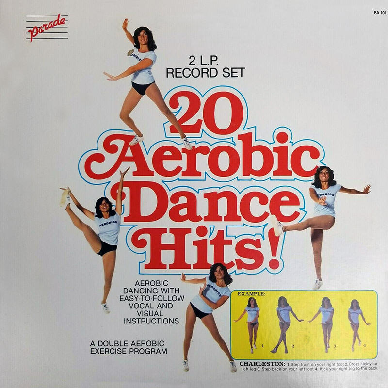 Various artists -- 20 Aerobic Dance Hits