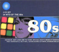 Various artists -- 54 Hits Of The 80s