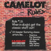 Various artists -- Camelot Rules