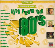 Various artists -- Hits From The 80's