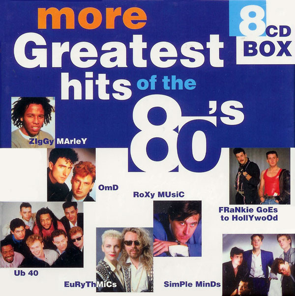 Various artists -- More Greatest Hits Of The 80's