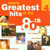 Various artists -- More Greatest Hits Of The 80's - Vol.4