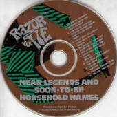 Various artists -- Razor & Tie's Near Legends And Soon-To-Be Household Names