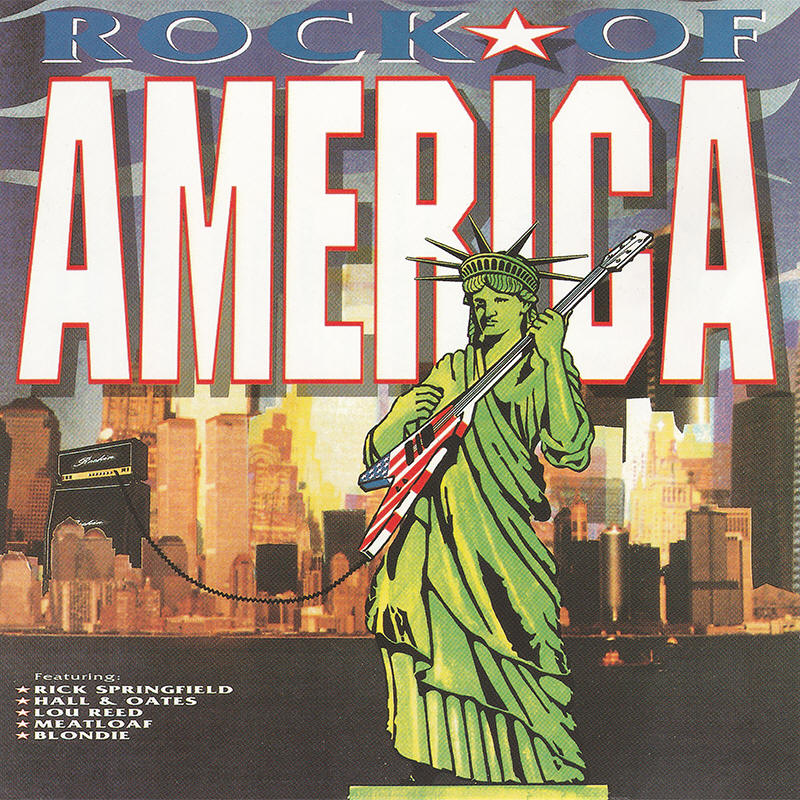 Various artists -- Rock Of America