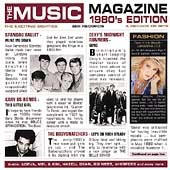Various artists -- The Music Magazine: 1980's Edition