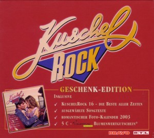 Various artists -- KuschelRock 16 Geschenk-Edition