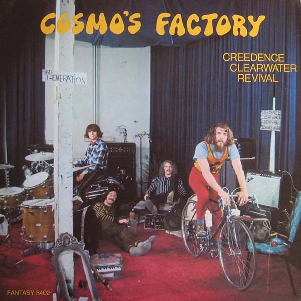 Creedence Clearwater Revival -- Cosmo's Factory