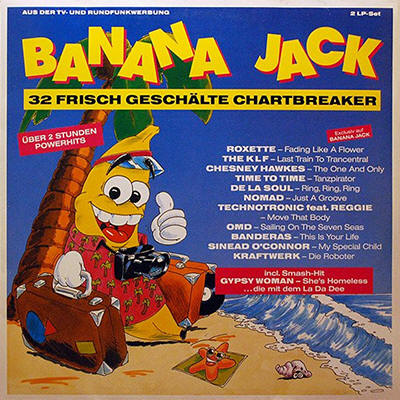Various artists -- Banana Jack