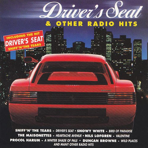 Various artists -- Driver's Seat & Other Radio Hits