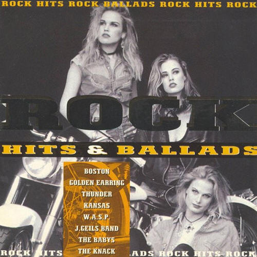 Various artists -- Rock Hits & Ballad