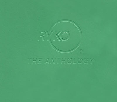 Various artists -- Rykodisc The Anthology
