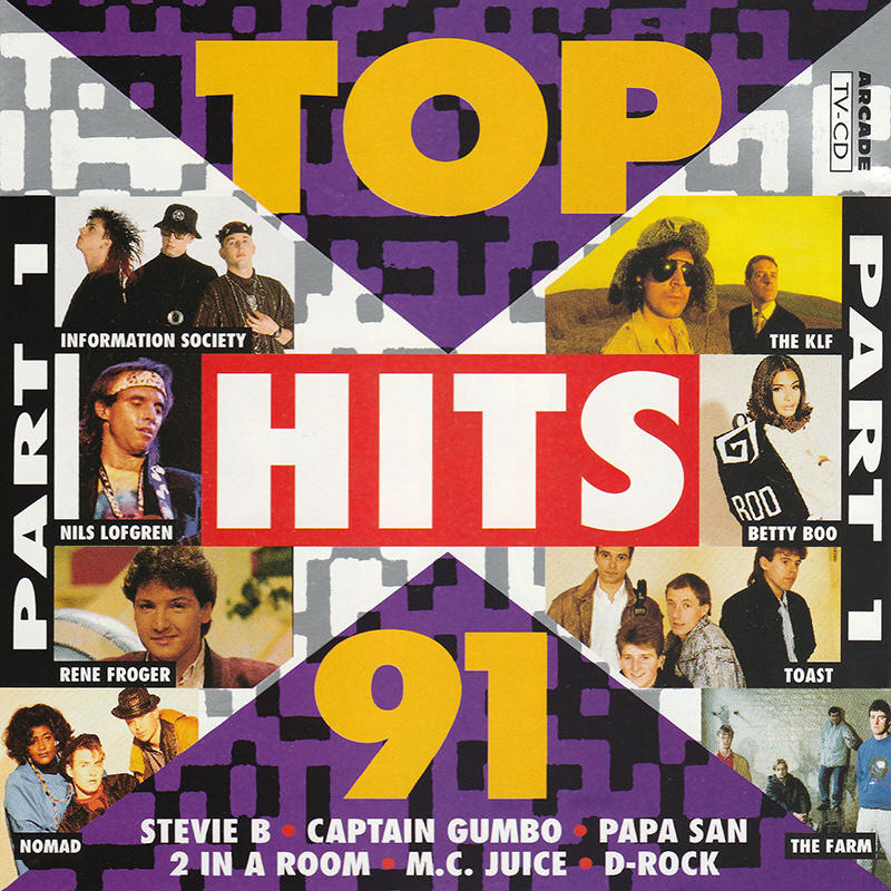Various artists -- Top Hits 91 Part 1