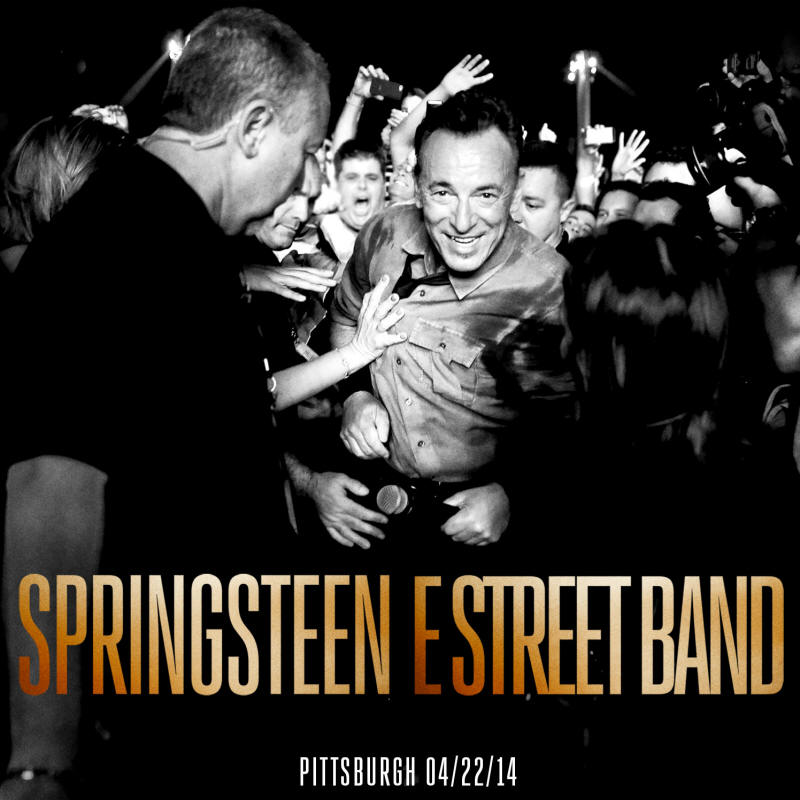 Bruce Springsteen -- Pittsburgh 04/22/14