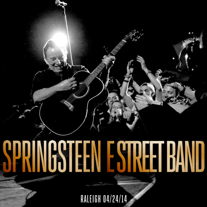 Bruce Springsteen -- Raleigh 04/24/14