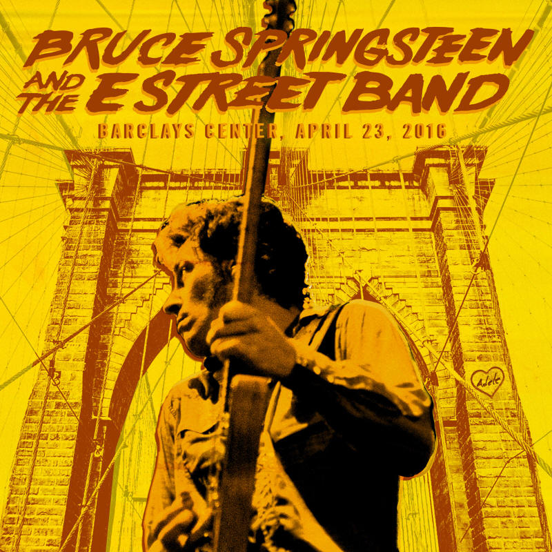 Bruce Springsteen & The E Street Band -- Barclays Center, April 23, 2016