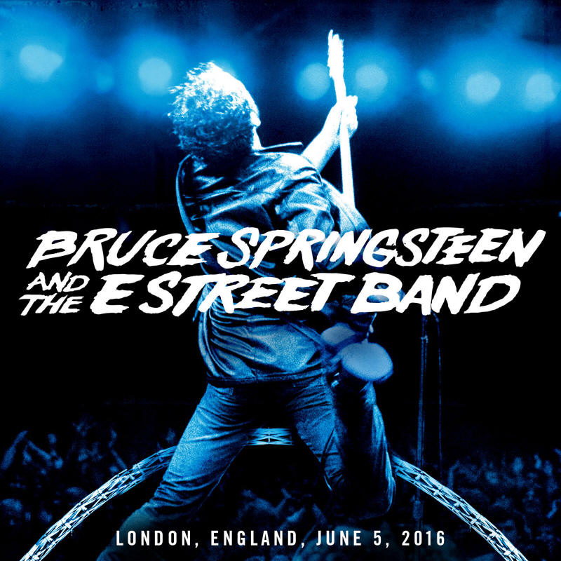 Bruce Springsteen & The E Street Band -- London, England, June 5, 2016