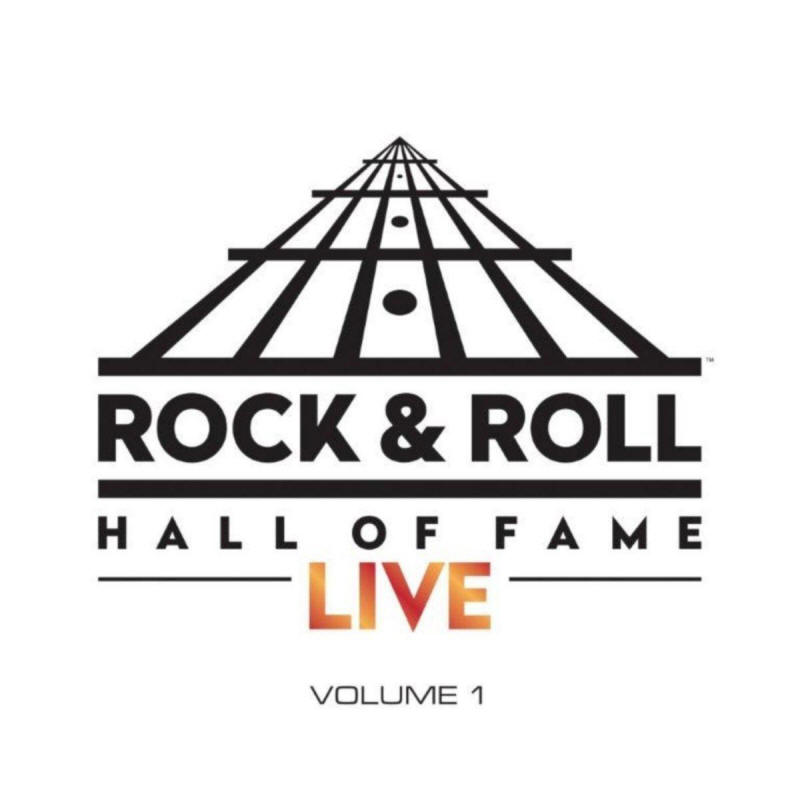 Various artists -- Rock & Roll Hall Of Fame Live Volume 1