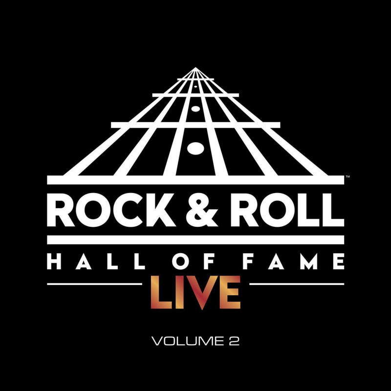 Various artists -- Rock & Roll Hall Of Fame Live Volume 2