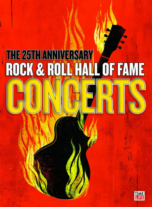 Various artists -- The 25th Anniversary Rock & Roll Hall Of Fame Concerts