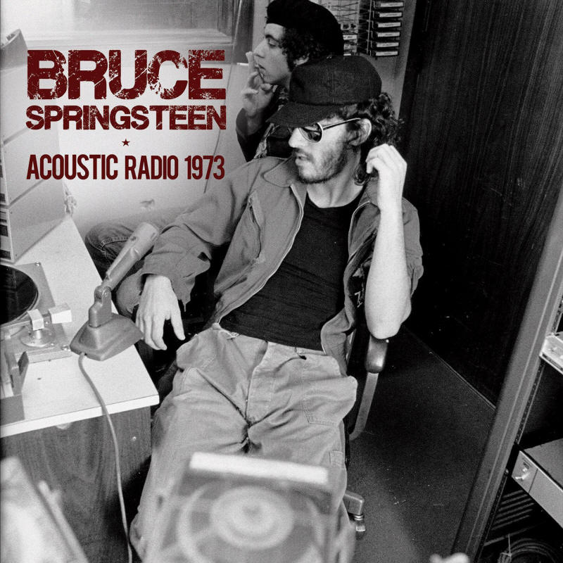 Bruce Springsteen -- Acoustic Radio 1973