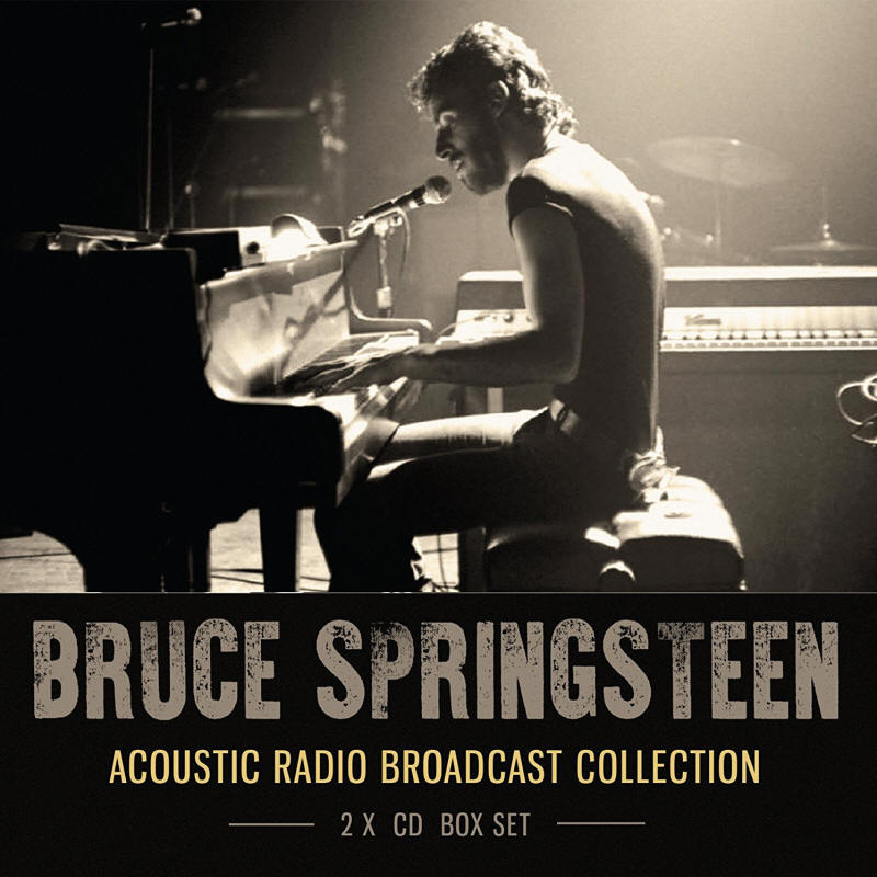 Bruce Springsteen -- Acoustic Radio Broadcast Collection