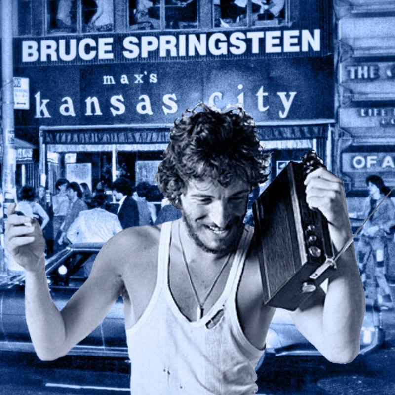 Bruce Springsteen -- Max's Kansas City