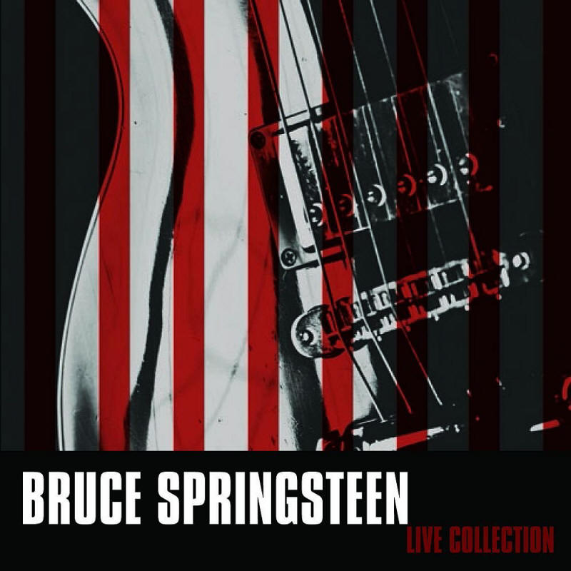 Bruce Springsteen -- Live Collection