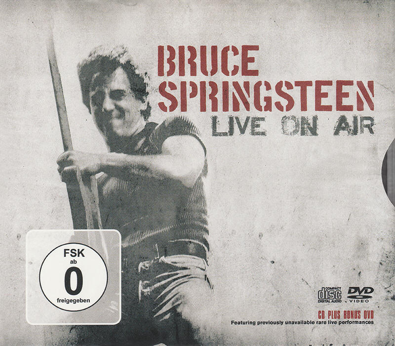 Bruce Springsteen -- Live On Air