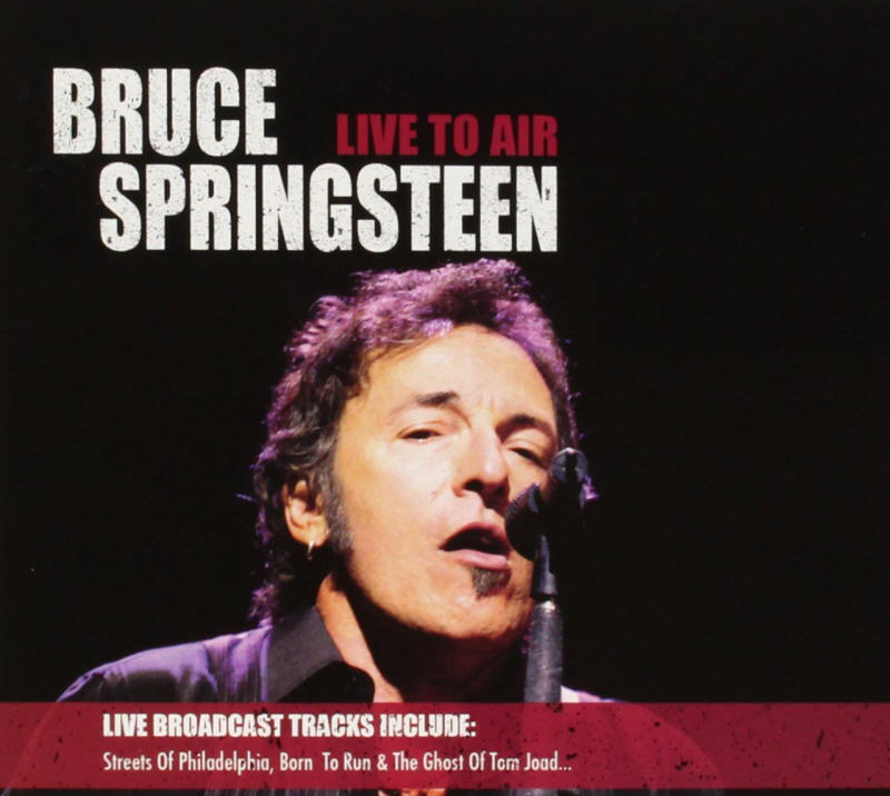 Bruce Springsteen -- Live To Air