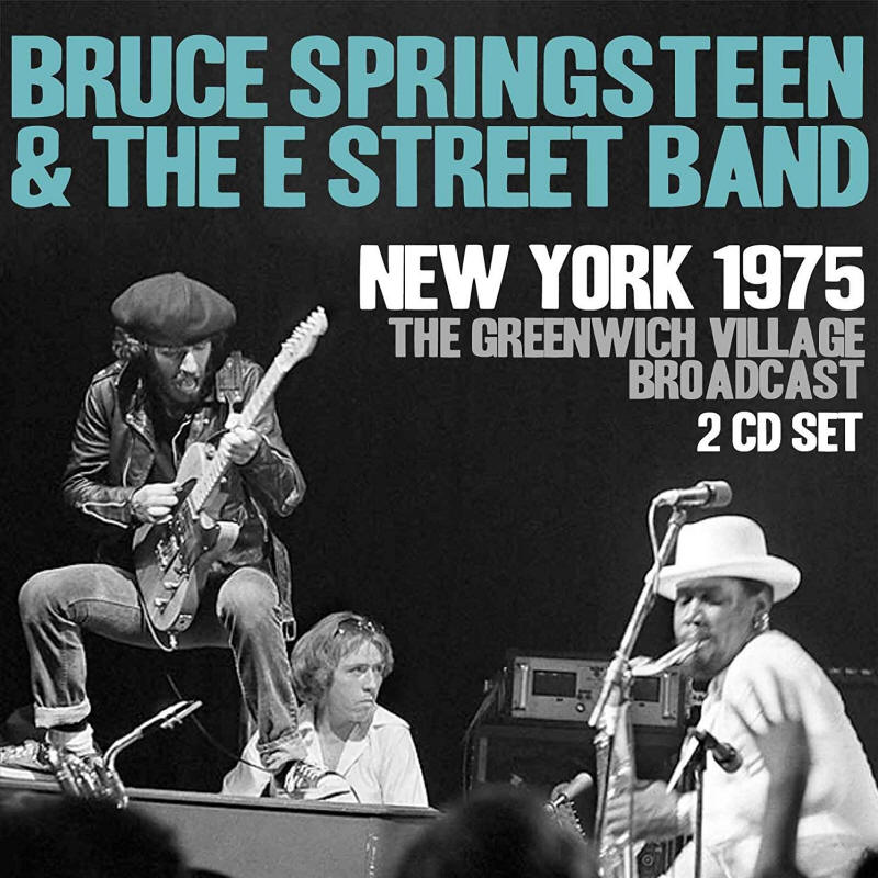 Bruce Springsteen & The E Street Band -- New York 1975