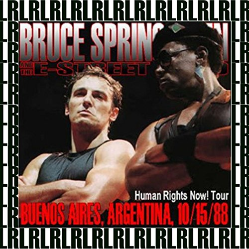Bruce Springsteen & The E Street Band -- Human Rights Now! Tour - Buenos Aires, Argentina, 10/15/88