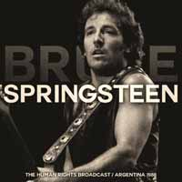 Bruce Springsteen -- The Human Rights Broadcast