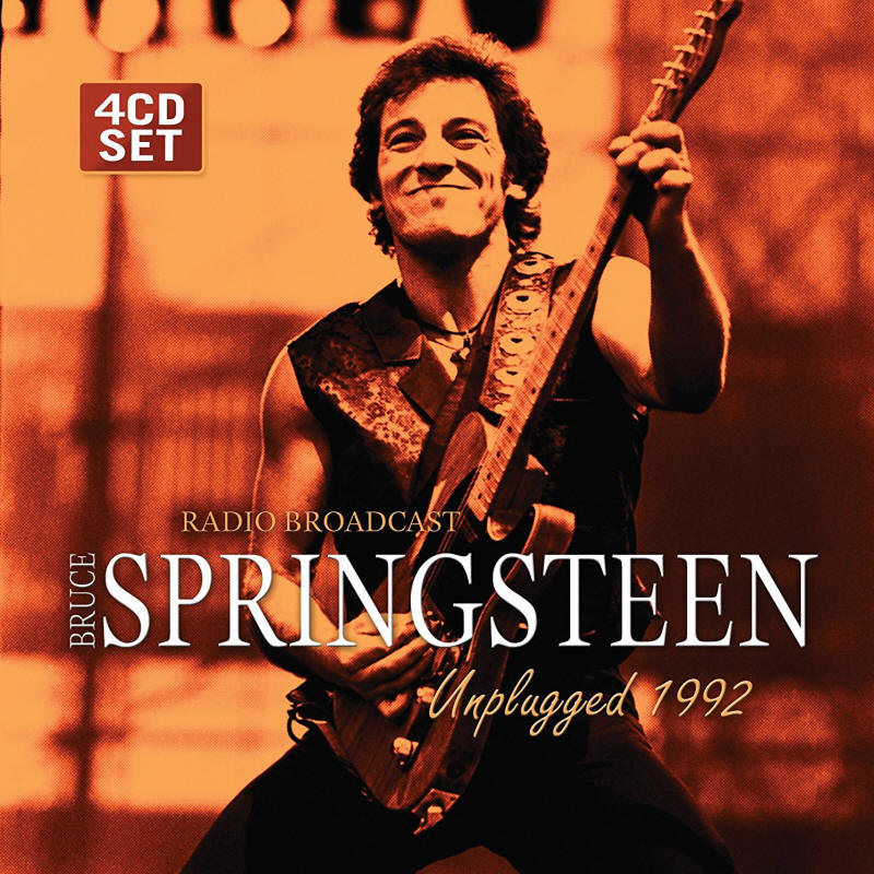Bruce Springsteen -- Unplugged 1992